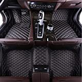 XHULIWQ Alfombrillas para el automóvil, para Mazda CX5 CX-7 CX-9 RX-8, Accesorios Interiores a Prueba de Agua a Prueba de Suciedad
