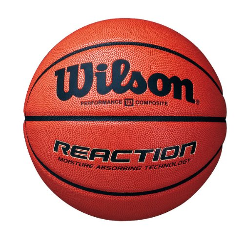 WILSON Wlson Reaction – Palla da Basket, 5