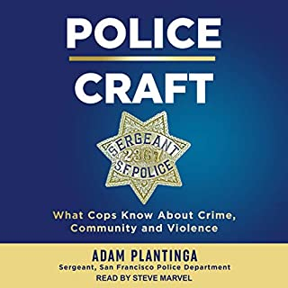 Police Craft audiobook cover art