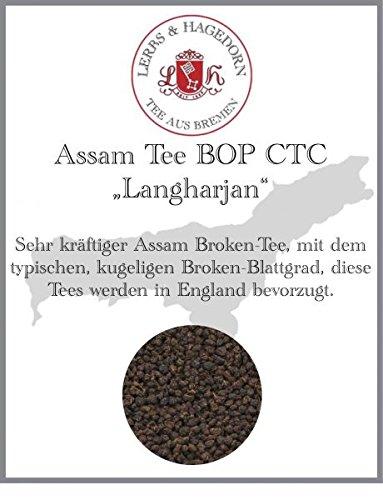 """Assam Tee BOP CTC """"Langharjan"""" 1kg"""