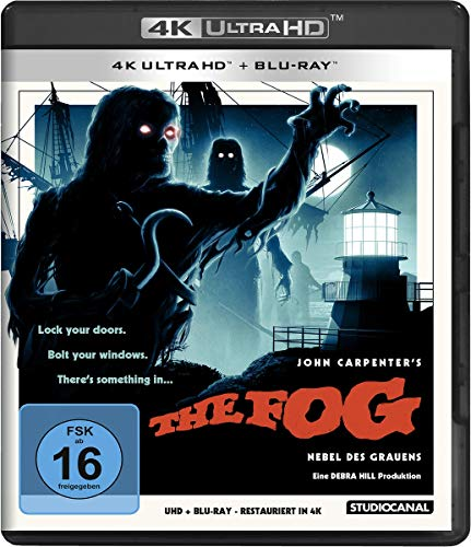 The Fog - Nebel des Grauens / 4K Ultra HD (+ BR) [Blu-ray]