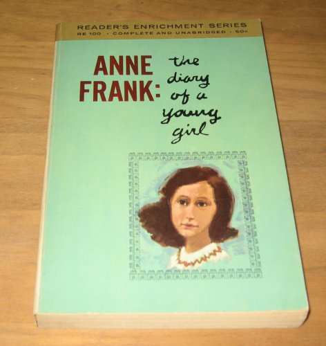Anne Frank The Diary of a Young Girl (Readers E... B001FXOR96 Book Cover