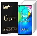 VGUARD 4 Stücke Panzerglas Schutzfolie für Motorola Moto G8 Power, Panzerglasfolie Folie Bildschirmschutzfolie Hartglas Gehärtetem Glas BildschirmPanzerglas Bildschirmschutz für Motorola Moto G8 Power