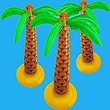 German Trendseller Palme zum Aufblasen XL┃ Strand / Garten Party ┃ Hawaii ┃ Aloha
