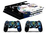 Skin PS4 PRO HD - BATMAN - limited edition DECAL COVER ADHESIVO playstation 4 SLIM SONY BUNDLE