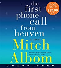 The First Phone Call From Heaven Unabridged Cd: A Novel by Mitch Albom (November 12,2013)