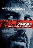 Argo (2012) 11 x 17 Movie Poster Ben Affleck, Bryan Cranston Style C