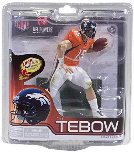 McFarlane NFL Series 30 Figure Tim Tebow Collector Level Variant
