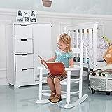Costzon Kinder-Schaukelstuhl