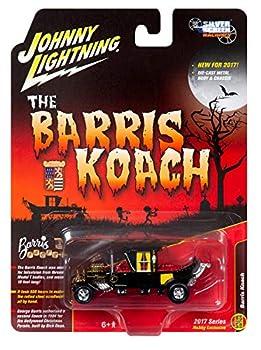 Johnny Lightning JLSS002 1 64 Barris Koach-The Munsters