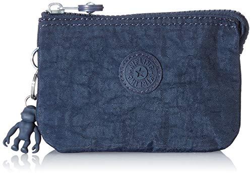 Kipling Creativity S, Pouches/Cases para Mujer, Azul 2, 4x14.5x9.5 cm (LxWxH)