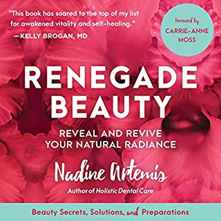 Renegade Beauty audiobook cover art