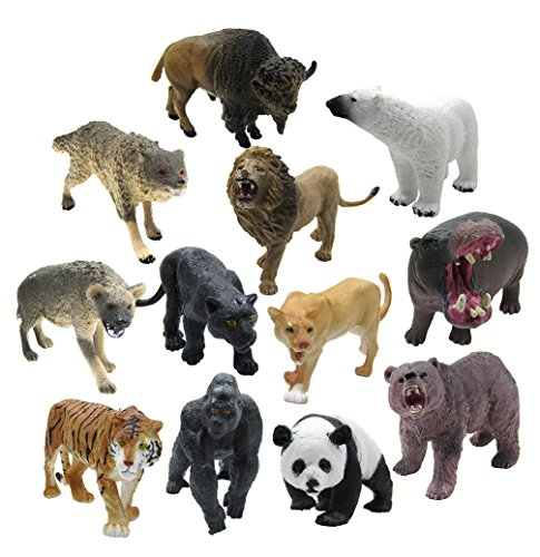 animal action figures - 9