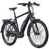 Victoria E-Adventure 8.8 Herren E-Bike 2020 Schwarz-Matt (55cm)