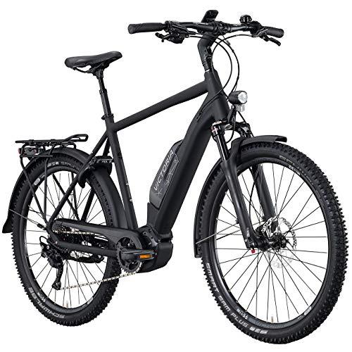 Victoria E-Adventure 8.8 Herren E-Bike 2020 Schwarz-Matt (60cm)