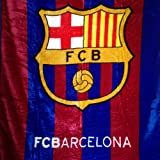 FCB Barcelona Luxury Plush Blanket Twin 60'X80'