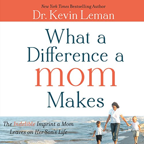 What a Difference a Mom Makes audiobook cover art