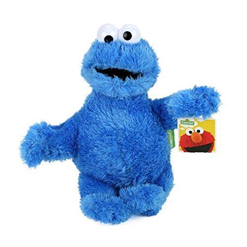 Sésame Street en Peluche Ernie Bert Cookie Monster Elmo 22 cm (miettes 21 cm)