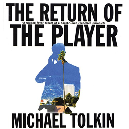 The Return of the Player audiobook cover art