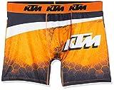 Boxer KTM - microfibra (92% poliéster - 8% elastano) - multicolor