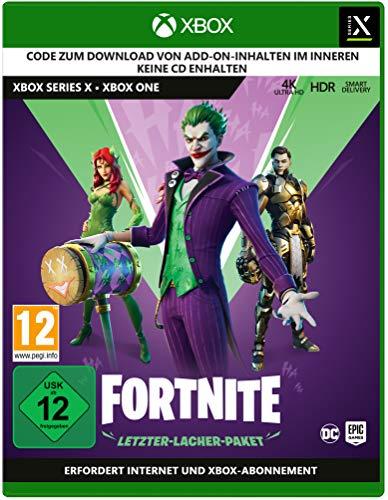 Fortnite Letzter-Lacher-Paket (Xbox One)