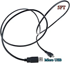 BigNewPowered USB Charging Cable PC Laptop Charger Power Cord for Samsung SEW-3043W SEW3043W SEW-3043 SEW3043 SEW-3043WN SEW3043WN BrightVIEW Baby Monitor Bright View Video Monitoring System