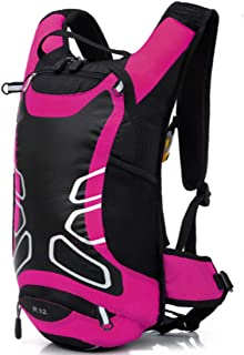 CosPrincely 12L Mochila Ciclismo Alpinismo Impermeable Ultraligero Superior Chaleco para Hombre Mujer Deportes al Aire