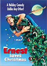 Ernest Saves Christmas by Jim Varney