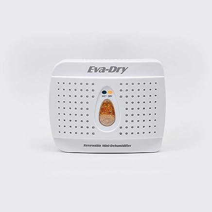 Eva-dry Renewable E-333 Wireless Mini Dehumidifer