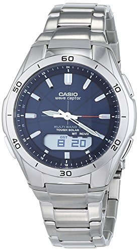 Casio Wave Ceptor Men's Watch WVA-M640D-2AER