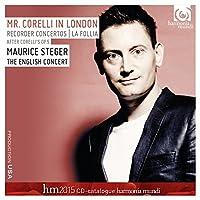 MR.CORELLI IN LONDON