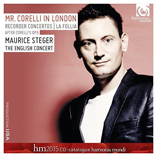 Mr. Corelli in London: concertos after op 5