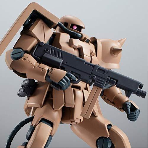 ROBOT魂 SIDE MS MS-06F-2 ザクII F2型 キンバライド基地仕様 ver. A.N.I.M.E.