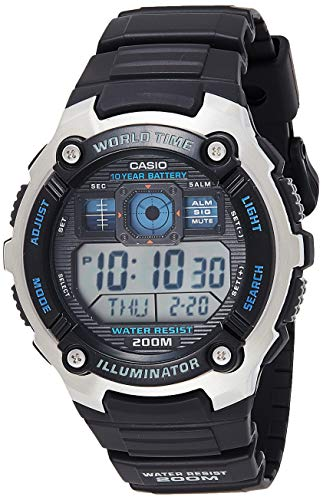 Casio Collection Herren Armbanduhr AE-2000W-1AVEF