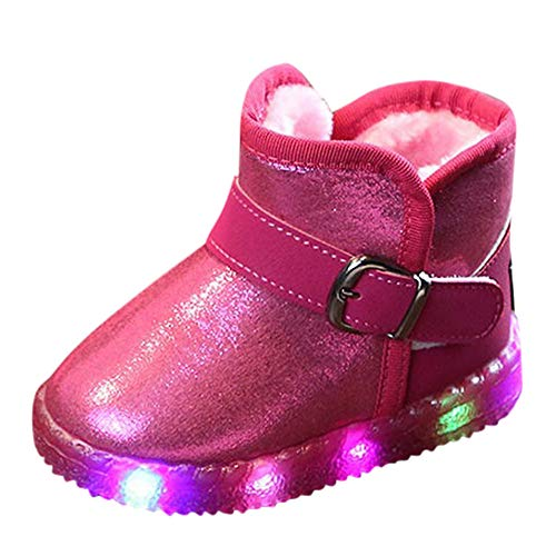 potente para casa VECDY Girls Christing Shoes Moda 2019 Zapatos para niños Niños Niños Luz LED con luz …