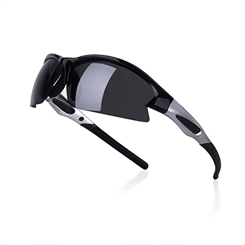 d36c684ae27 O2O Polarized Sports Sunglasses UV400 Protection Unbreakable Superlight  Weight Frame Comfortable and Fit for Men Women