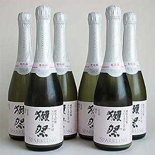 獺祭 発泡スパークリング 45 720ml 6本 純米大吟醸 だっさい 旭酒造 山口県