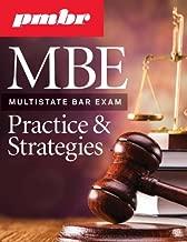 PMBR MBE Multistate Bar Exam Practice & Strategies