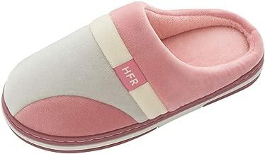 Home Slippers Warm Shoes Women Men Winter Non slip Indoors Bedroom Floor shoes