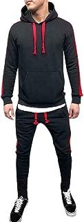 😸 Men Sport Coat,Men's Autumn Winter Camouflage Sweatshirt+Pants Sets Sports Suit Tracksuit