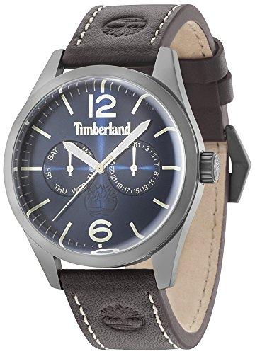 TIMBERLAND Reloj Analógico para Hombre de Cuarzo con Correa en Piel 15018JSU-03