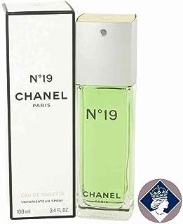 No.19 Eau De Toilette Spray Non-Refillable - 100ml/3.3oz
