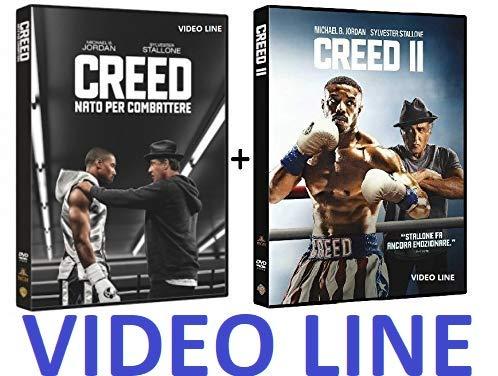 Creed 1-2 (2 Film DVD) - Edizione Italiana