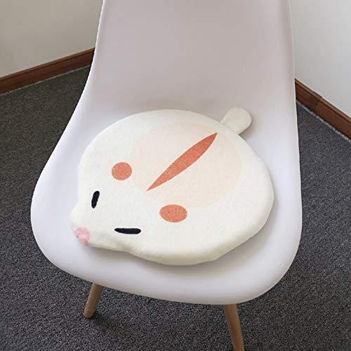 MISS KANG 38 cm Kawaii giapponese criceto peluche cuscino morbido animale del fumetto criceto farcito cuscino sedia cuscino giocattolo decorazione casa ki. Qingchunw