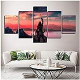 horizon zero dawn Pictures HD Prints Home Decoration Game Wall Art...
