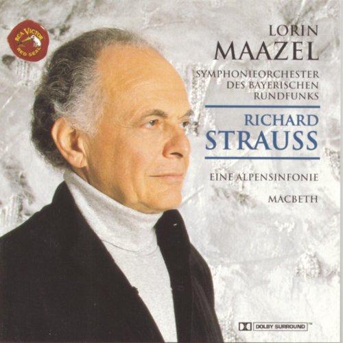 Richard Strauss: Symphonische Dichtungen