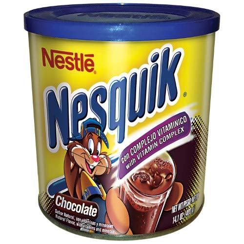 NESTLE NESQUIK Chocolate Flavor (Pack of 2)