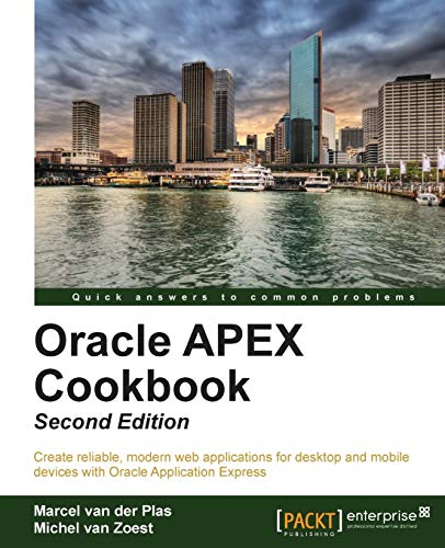 Oracle APEX Cookbook - Second Edition (English Edition)
