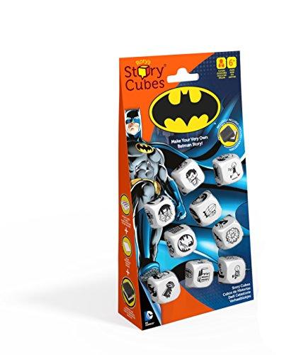 Hutter Trade Selection 879073 - Dadi cantastorie di Batman