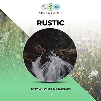 ! ! Soft Rustic Wildlife Harmonies ! !
